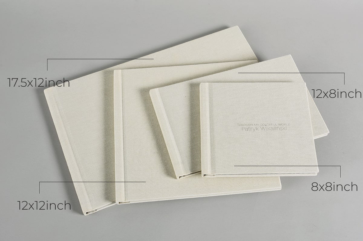 Artibook Four - sizes