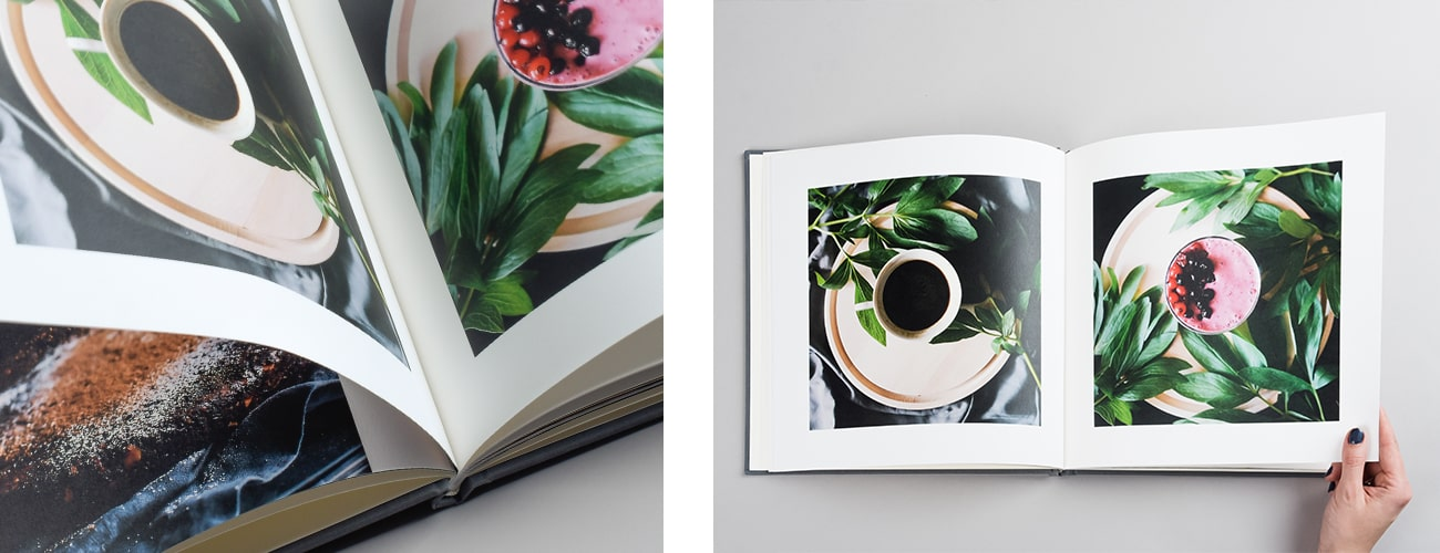 a photo book printing